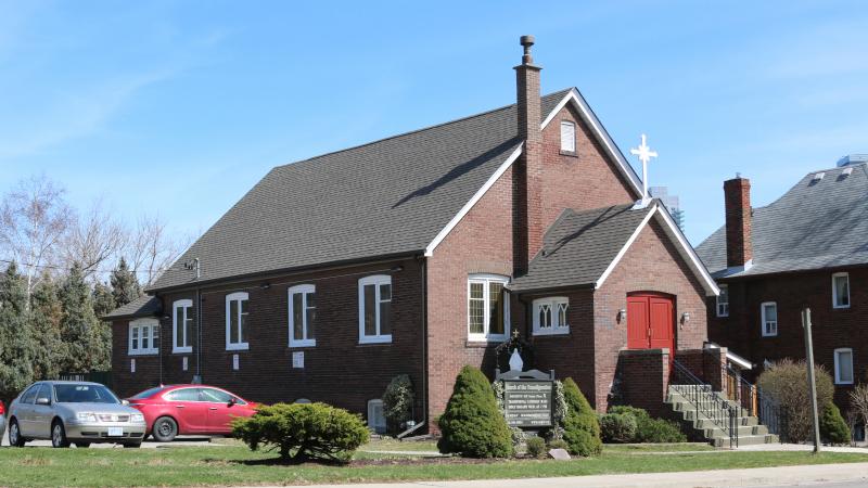 Église de la Transfiguration - Toronto - FSSPX - 2019